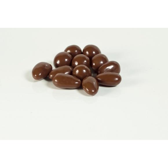 Bombón de chocolate con leche sin azúcar